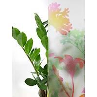 D-c-fix 334-0035 Çiçek Desenli Statik Cam Folyo (45cm x 1mt)