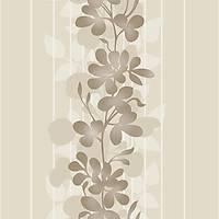 Harmony 126-A Çiçek Görünümlü Duvar Kağıdı