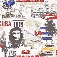 Jet Setter J019-09 Cuba Genç Odasý Duvar Kaðýdý