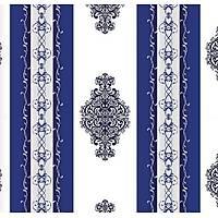 Classic Collection 4462 Damask Desen Çizgili Duvar Kaðýdý