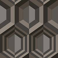 Kinetic J407-09 Geometrik Desenli Duvar Kaðýdý