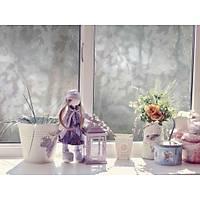 D-c-fix 346-8355 Çiçek Desen Yapýþkanlý Cam Folyo