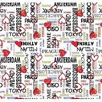 Pop Art 512100 Tokyo Yazýlý Duvar Kaðýdý