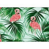Elemental 42022-1 Flamingo Desenli Duvar Kaðýdý