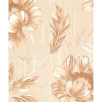Murella 100 M7615 Çiçek Görünümlü İtalyan Duvar Kağıdı