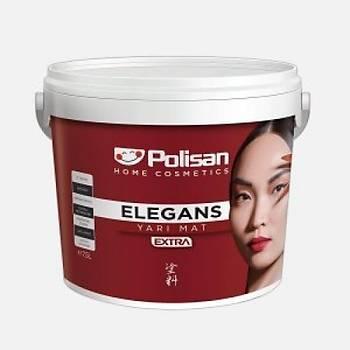 Polisan Elegans Extra Yarý Mat Mix B3 Baz 7,5 lt