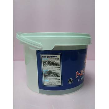 Kardelen Nergis Plastik Beyaz 3,5 kg