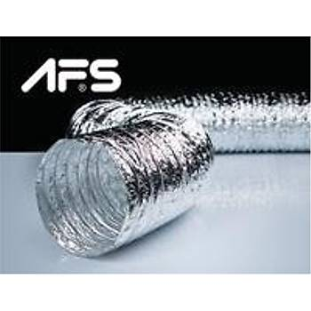 Afs Alüminyum Baca Flexible 127 mmx1,5 m