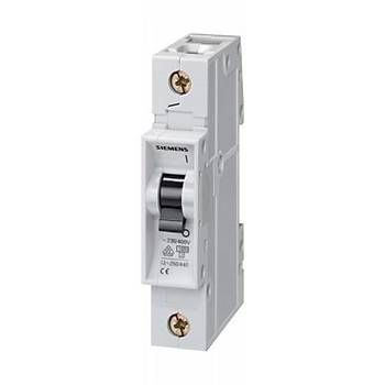 Siemens B Tipi Otomat Sigorta 20 Amper Tek Fazlý