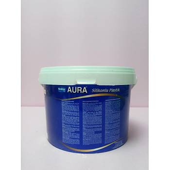 Kardelen Aura Silikonlu Plastik Beyaz 3,5 kg Ýç Cephe