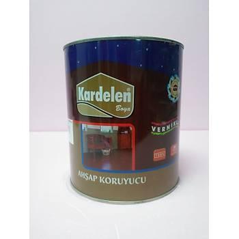 Kardelen Vernikli Ahþap Koruyucu Ceviz 2.2 lt