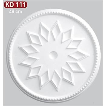 Kar-Sis Kd-112 Küçük Baklava Göbek 38 cm 4 Adet