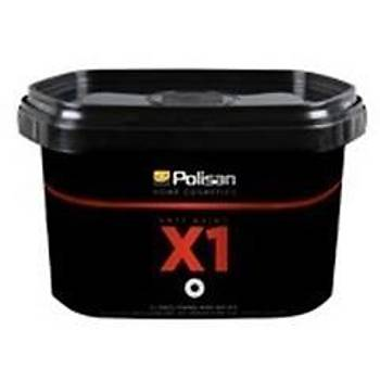 Polisan X1 Panel Kapý Boyasý Beyaz 2,5 lt