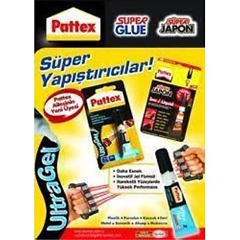 Pattex Ultra Jel 3 gr