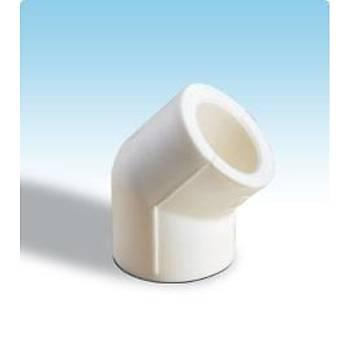 Plastherm 20x45 Derece Pprc Dirsek