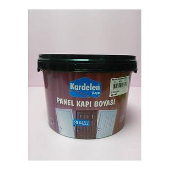 Kardelen Panel Kapý Boyasý Kahverengi 1 kg