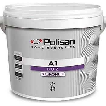 Polisan Natura A1 Silikonlu Mix A Baz 15 lt Dýþ Cephe