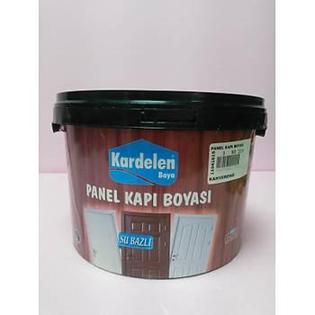 Kardelen Panel Kapý Boyasý Kahverengi 3 kg