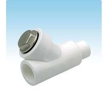Plastherm 25 mm Pprc Erkek Filtre