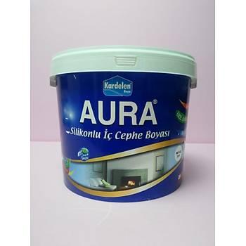 Kardelen Aura Silikonlu Plastik Beyaz 10 kg Ýç Cephe