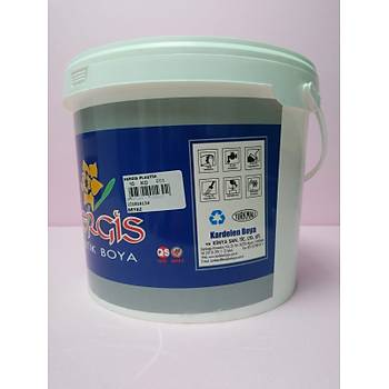 Kardelen Nergis Plastik Beyaz 10 kg