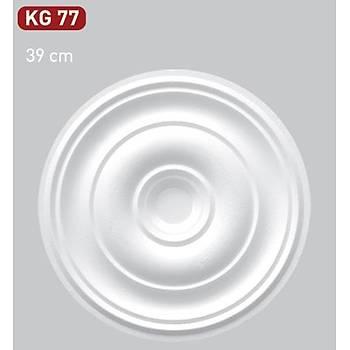 Kar-Sis Kg-077 Küçük Düz Göbek 39 cm 4 Adet