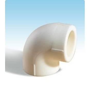 Plastherm 25x90 Derece Pprc Dirsek
