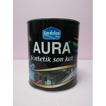 Kardelen Aura Sentetik Sonkat Siyah 2,1 Lt