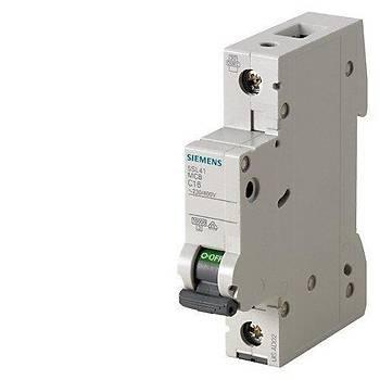 Siemens C Tipi Otomat Sigorta 3 Amper Tek Fazlý
