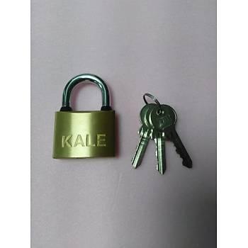 Kale Kd001/10-250 Sarý Asma Kilit 50 mm
