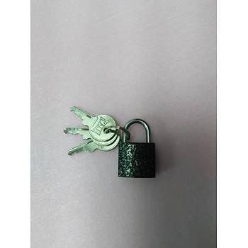 Kale Kd001/10-120 Gri Asma Kilit 20 mm