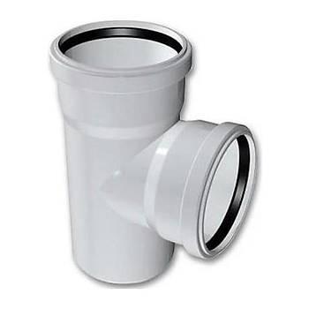 Plastherm Pvc Te Çatal 100x100 mm