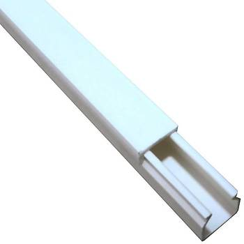 Yapýþkanlý Kablo Kanalý 12x12 mm 2 Metre 5 Adet