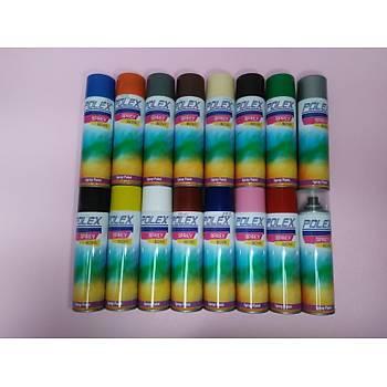 Polex Sprey Düz 0500 Boncuk Mavi 200 ml