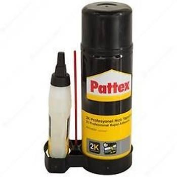Pattex 2K Profesyonel Hýzlý Yapýþtýrýcý 200+50 ml