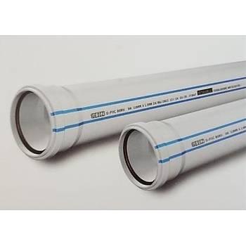 Plastherm Pvc Boru 125x500 mm