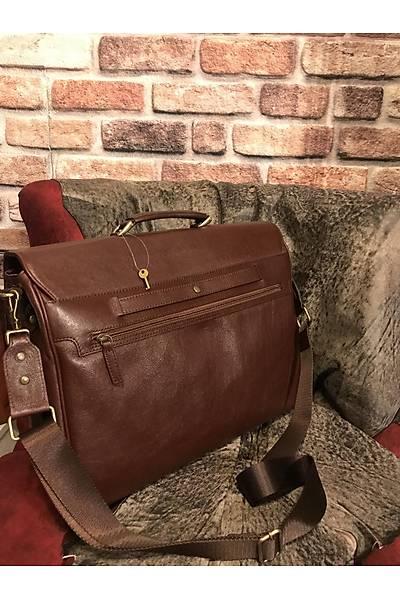 2142 Büyük boy deri çanta