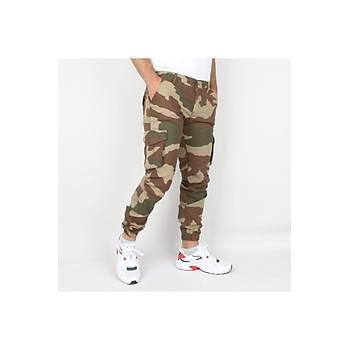 Askeri Kamuflaj Desen Pantolon