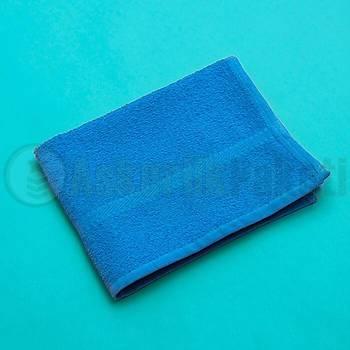 50*90 El Yüz Havlusu (Mavi)