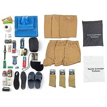 Askerlik Paketi (Bedelli ve Acemi Er Malzeme Paketi) 3'lü Ýlkbahar Yaz
