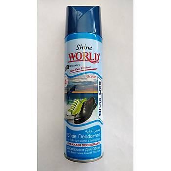 World Shine Bot Deodoranti