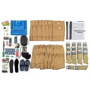 Askerlik Paketi (Bedelli ve Acemi Er Malzeme Paketi) 14'lü Ýlkbahar Yaz
