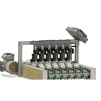 EkoPrint G12 Tasnif Entegre Kodlama Makinesi