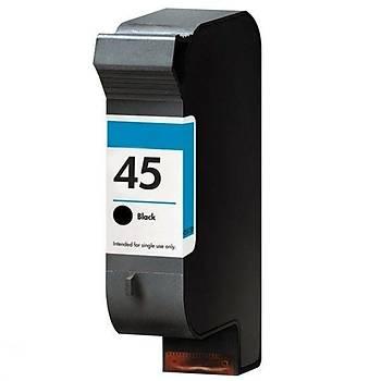 HP C51645A  (HP45A-CG339A)  10 lu pk. Siyah Kartuþ