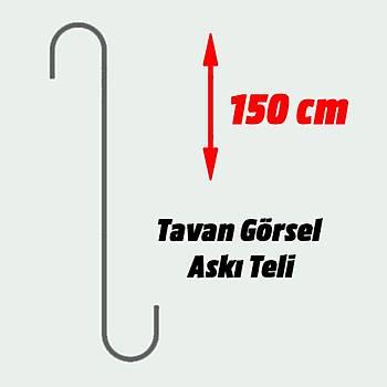 Tavan Görsel Aský Teli 150cm