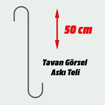 Tavan Görsel Aský Teli 50cm