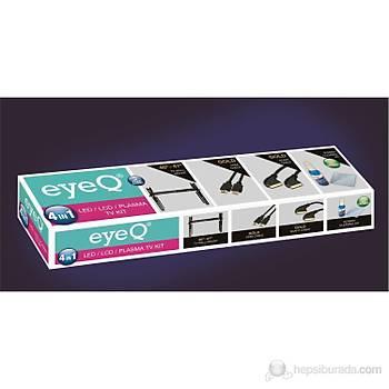 EYE-Q 40-47 ÝNC TV ASKI APARATI 4ýn1 (+HDMI KABLO+SCART KABLO+EKRAN TEMÝZLEME KÝTÝ)