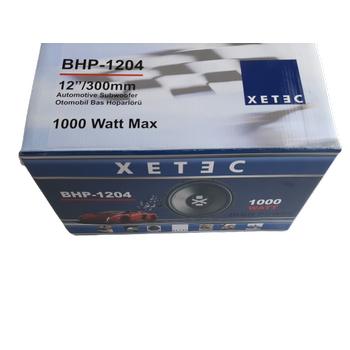 XETEC BHP-1204 OTO BAS HOPARLÖR