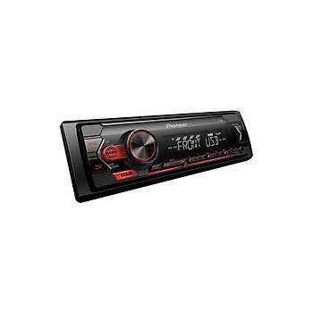 PIONEER MVH 120UB USB/AUX/FM OTO TEYP