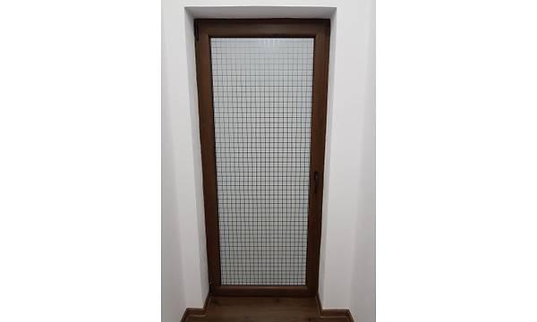 Alkor D-c-fix 280-0008 Kareli Buzlu Cam Yapýþkanlý Folyo 45cm x 1mt